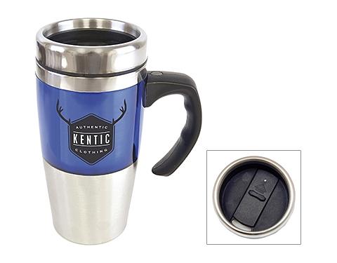 Florida 475ml Promotional Stainless Steel Travel Mug