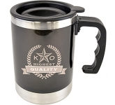 Berlin Promotional Travel Mug  by Gopromotional - we get your brand noticed!