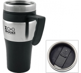 Jet Stainless Steel Travel Mug  by Gopromotional - we get your brand noticed!