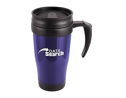 Echo Coloured 400ml Thermo Travel Mug