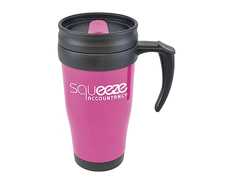 Alaska Colour Touch 400ml Travel Mug