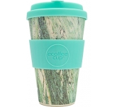 400ml eCoffee Cups - Marmo Verde