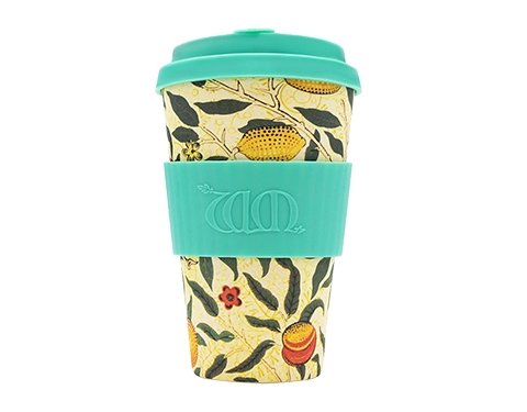 400ml eCoffee Cups - Pomme