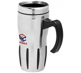 Arizona Branded Stainless Steel Travel Mug  by Gopromotional - we get your brand noticed!