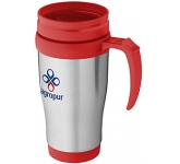 Aston Stainless Steel Printed Travel Mug  by Gopromotional - we get your brand noticed!