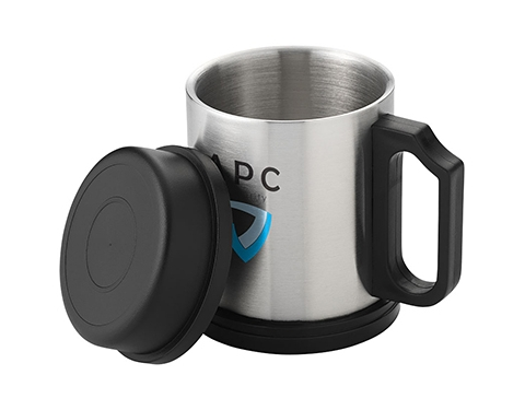 Treker 330ml Stainless Steel Travel Mug