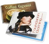 ColourBrite Travel Card Holder  by Gopromotional - we get your brand noticed!