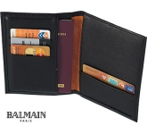 Balmain Auverne Passport Holder
