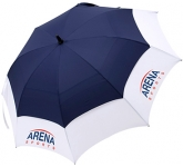 Pro-Brella Classic FG Vented Golf Umbrella  by Gopromotional - we get your brand noticed!