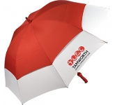 Pro-Brella Classic Vented Golf Umbrella  by Gopromotional - we get your brand noticed!