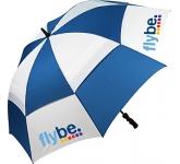 Sheffield Sports Bespoke Vented Golf Umbrella