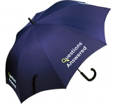 Metro Automatic Branded Walking Umbrella