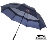 """Slazenger 32"""" Double Layer Storm Umbrella  by Gopromotional - we get your brand noticed!"""