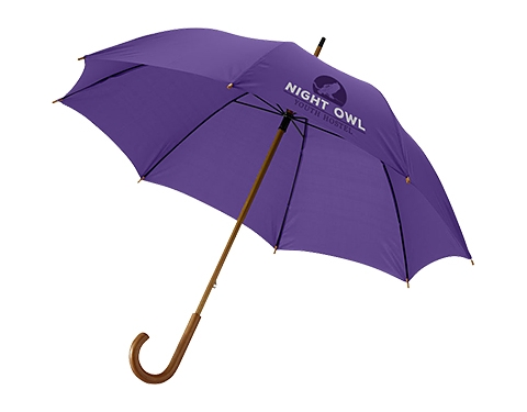 Oxford Classic WoodCrook Umbrella