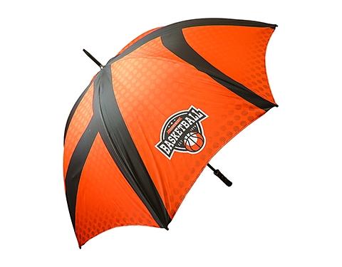 Bedford Black Golf Umbrella