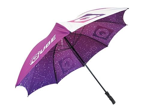 Fibrestorm Double Canopy Golf Umbrella