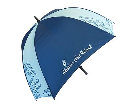 Fibrestorm Printed Square Golf Umbrella