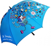 Spectrum Sport Golf Umbrella  by Gopromotional - we get your brand noticed!
