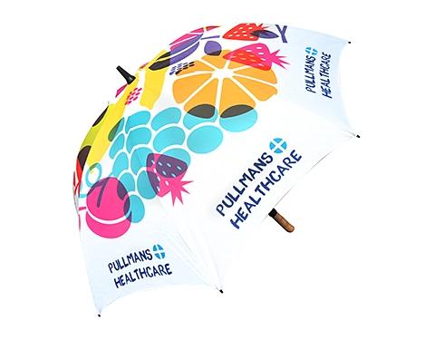 Spectrum Sport Wood Golf Umbrella