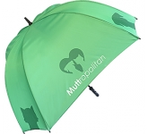 StormSport UK Square Golf Umbrella  by Gopromotional - we get your brand noticed!