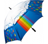 Birkdale StormSport UK Vented Golf Umbrella  by Gopromotional - we get your brand noticed!