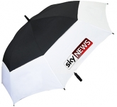 TourVent Automatic Golf Umbrella  by Gopromotional - we get your brand noticed!