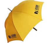 Executive Automatic Golf Umbrella  by Gopromotional - we get your brand noticed!