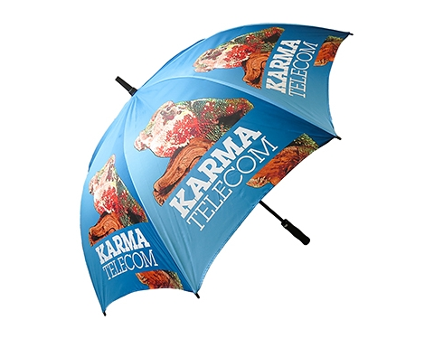 Fibrestorm Auto Golf Umbrella