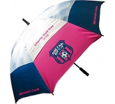 Fibrestorm Auto Vented Golf Umbrella  by Gopromotional - we get your brand noticed!
