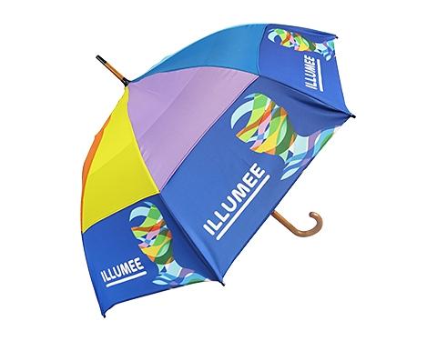 Spectrum Urban Wood Vented Umbrella