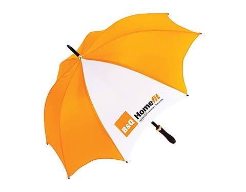 Orion Black Medium Walking Umbrella