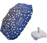 Classic Square Parasol  by Gopromotional - we get your brand noticed!