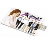 Wafer Card FlashDrive  by Gopromotional - we get your brand noticed!
