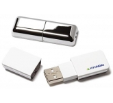 Chrome FlashDrive  by Gopromotional - we get your brand noticed!