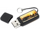 Epoxy Rectangle FlashDrive  by Gopromotional - we get your brand noticed!