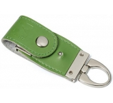 Leather 3 FlashDrive  by Gopromotional - we get your brand noticed!