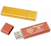 Lustre FlashDrive  by Gopromotional - we get your brand noticed!