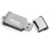 Plate FlashDrive  by Gopromotional - we get your brand noticed!