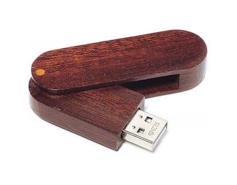 Wood Twister FlashDrive