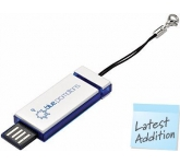 Slide Micro FlashDrive  by Gopromotional - we get your brand noticed!