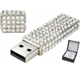 Bling Bling FlashDrive  by Gopromotional - we get your brand noticed!