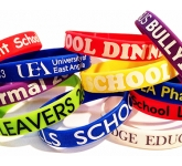 Silicone Wristbands - Printed  by Gopromotional - we get your brand noticed!