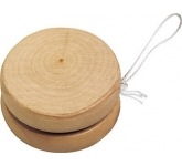 Wooden Yo Yo  by Gopromotional - we get your brand noticed!