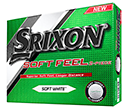 Srixon Soft Feel Golf Balls  by Gopromotional - we get your brand noticed!