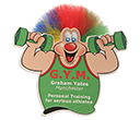 Keep Fit Admen  by Gopromotional - we get your brand noticed!