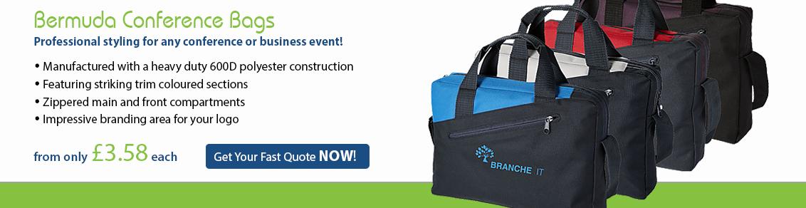Bermuda Conference Bags