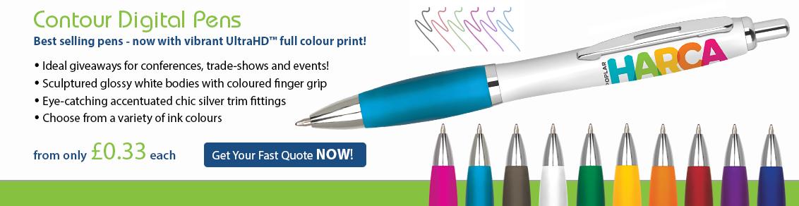 Contour Digital Pens