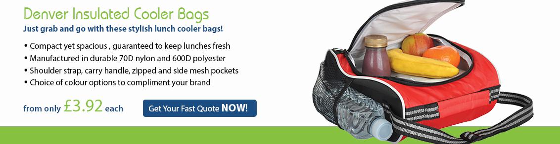 Denver Insulated Cooler Bag