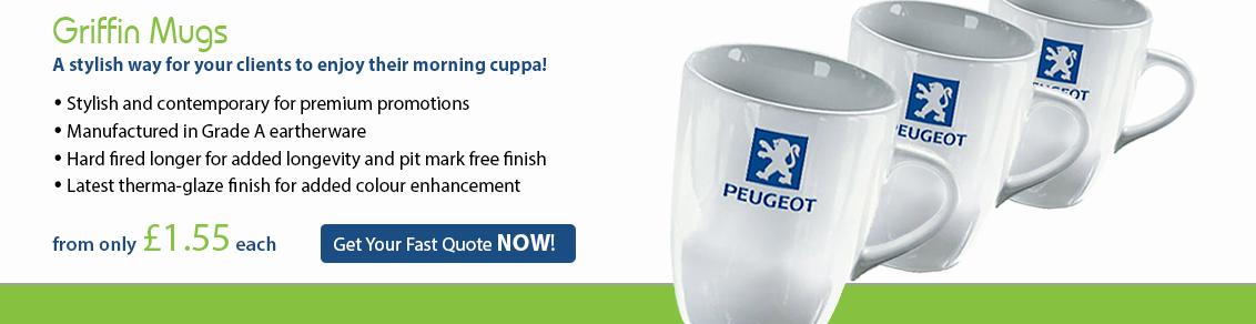 Griffin Mugs