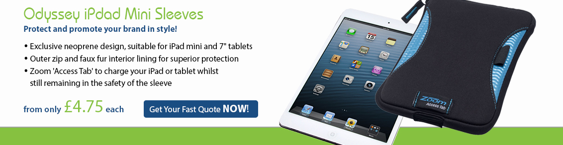 Odyssey iPad Mini Sleeves